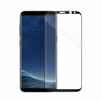 Стъклен протектор Mocoson Nano Flexible, за Samsung Galaxy S9 Plus, 5D, 0.3 mm, Черен